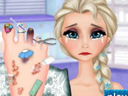 Elsa the Foot Doctor